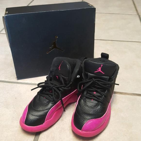 94e4f842e3048c Jordan Other - SALE!! Girls Jordan Retro 12 size 1